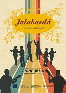 Cartel Jalabardá 2009